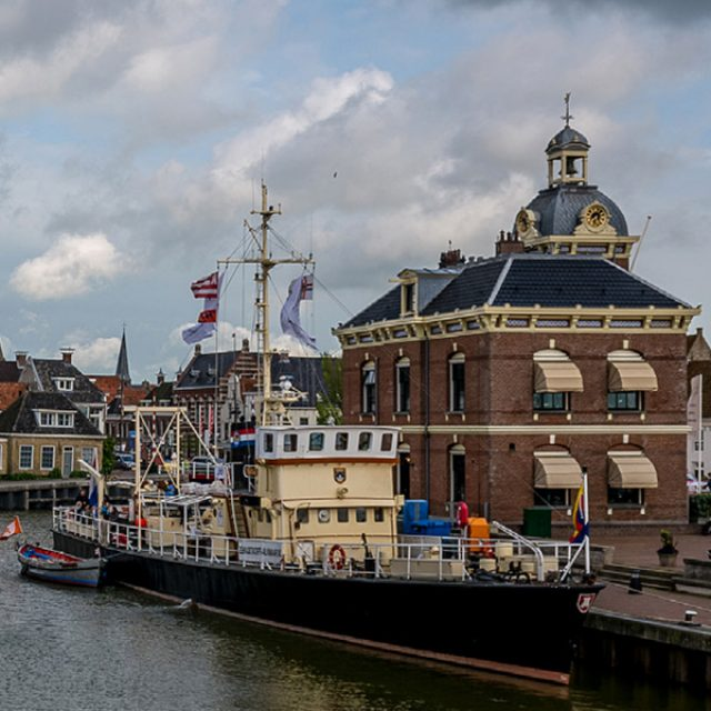 Cultuursnuiven in Harlingen!